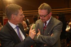 SPD Parteitag Bremen (2017) mit Bürgermeister Dr. Carsten Sieling