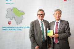ARTIE Fachkongress  (2017) mit Bremens Bürgermeister Dr. Carsten Sieling