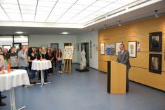Ausstellungseröffnung im Kreishaus (2015)