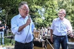 Besuch von Ministerpräsident Stephan Weil (2021)